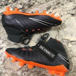 Nike JR Hypervenom Phantom 3 Elite ACC Soccer Shoe
